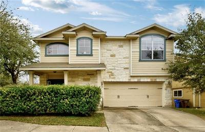 Travis County Single Family Home Pending - Taking Backups: 1601 Rockland Dr #325