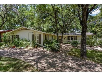 Barton Hills Single Family Home Pending - Taking Backups: 3006 Oakhaven Dr
