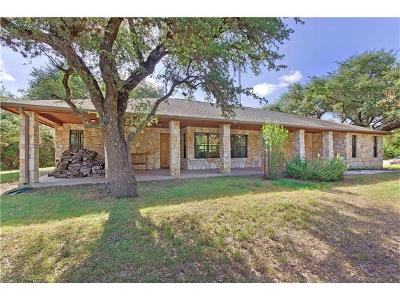 Hays County Single Family Home For Sale: 101 Pioneer Trl