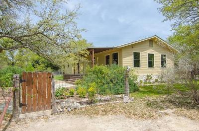 Dripping Springs Single Family Home Pending - Taking Backups: 901 Martin Rd