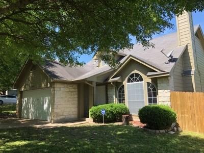 Austin Single Family Home For Sale: 4902 Gnarled Oak Cv