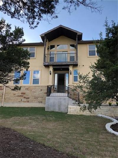 Dripping Springs Single Family Home For Sale: 300 Goodnight Trl