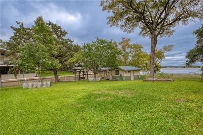 Burnet County Single Family Home For Sale: 1010 Hill Circle West Dr