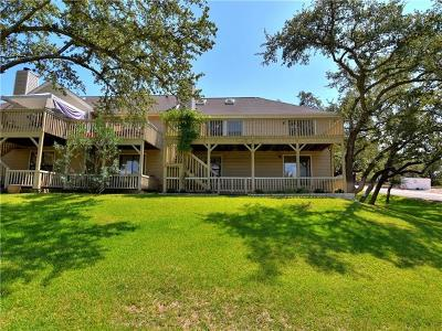 Lago Vista Condo/Townhouse Pending - Taking Backups: 3201 American Dr #A