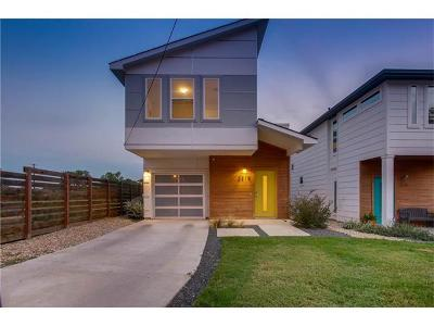 Austin Single Family Home For Sale: 2819 E 14th St