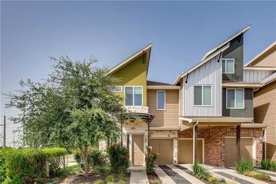 Austin Condo/Townhouse For Sale: 901 Mountaineer Ln