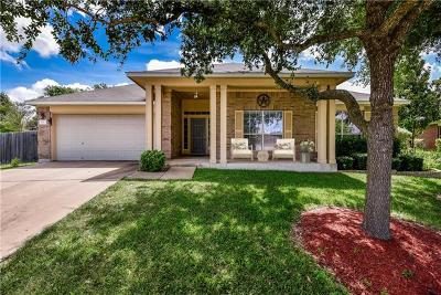 Pflugerville Single Family Home For Sale: 708 Kingston Lacy Blvd