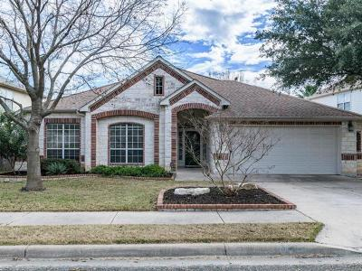 Round Rock Single Family Home Pending - Taking Backups: 16531 Avaranche Way