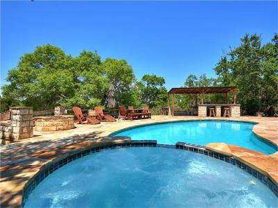 Wimberley Single Family Home For Sale: 2001 Little Ranches Rd