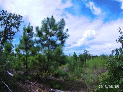 Bastrop County Residential Lots & Land For Sale: River Forest Dr