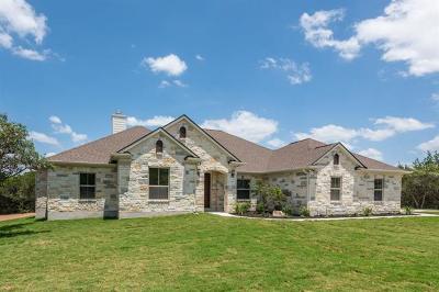 Burnet Single Family Home For Sale: 113 Special Effort