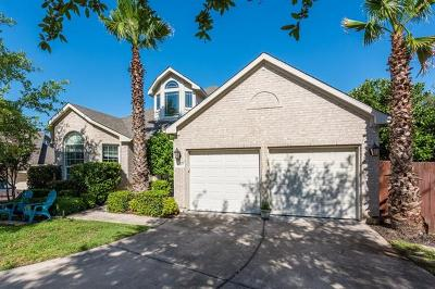 Cedar Park Single Family Home For Sale: 3205 Argento Pl