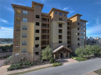Horseshoe Bay Condo/Townhouse For Sale: 1000 The Cape Rd