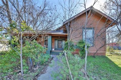 Single Family Home Pending - Taking Backups: 408 W University Ave