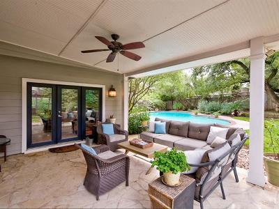 Travis County, Williamson County Single Family Home Pending - Taking Backups: 4116 Honeycomb Rock Cir