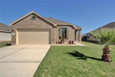 Hutto Single Family Home Pending - Taking Backups: 222 Wells Bnd