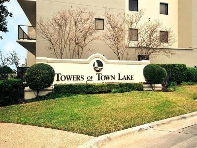 Austin TX Condo/Townhouse For Sale: $495,000