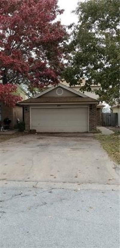 Leander Single Family Home For Sale: 841 Mica Ln
