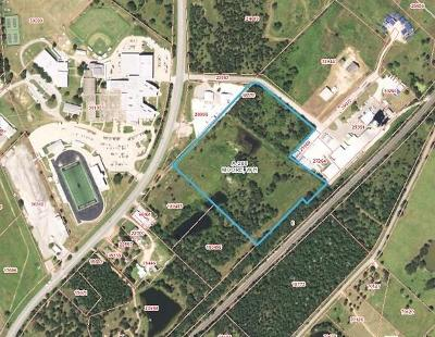 Giddings Residential Lots & Land For Sale: N Highway 77