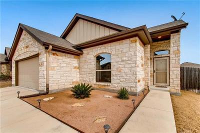 Buda Single Family Home Pending - Taking Backups: 524 Dragon Ridge Rd