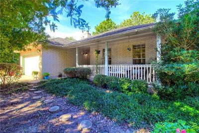 Bastrop Single Family Home Pending - Taking Backups: 146 Oak Leaf Dr