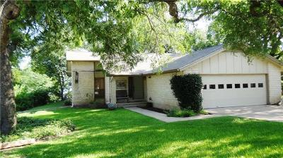 Austin Single Family Home For Sale: 13106 Mansfield Dr