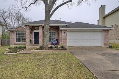 Austin Single Family Home Pending - Taking Backups: 11125 Appletree Ln