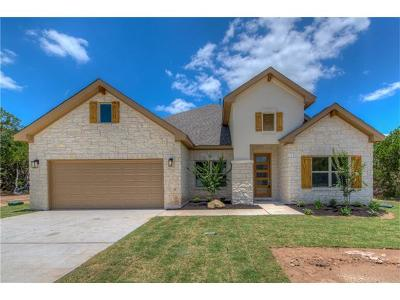 Driftwood Single Family Home For Sale: 361 Towering Cedar Dr