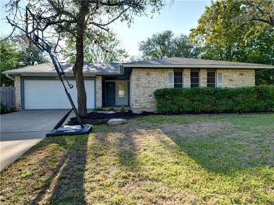 Travis County Single Family Home For Sale: 4817 Marblehead Dr