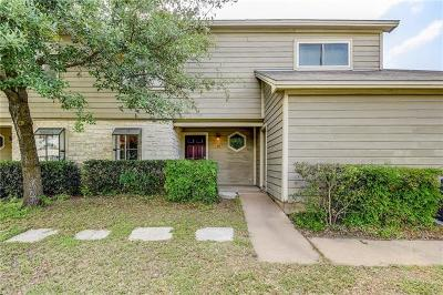Austin TX Condo/Townhouse Pending - Taking Backups: $168,500