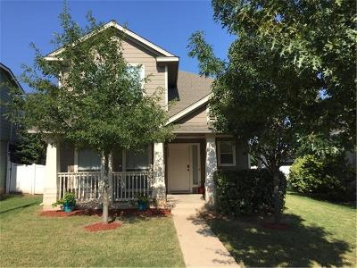 Cedar Park Single Family Home Pending - Taking Backups: 1718 Lost Maples Loop