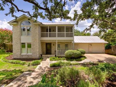 Austin Single Family Home For Sale: 5401 Cedro Trl