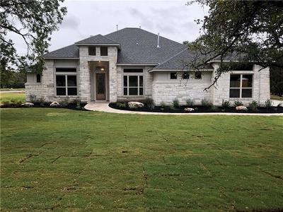 Leander Single Family Home For Sale: 3201 Whitt Park Path