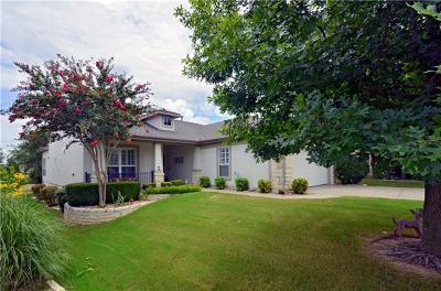 Georgetown Single Family Home For Sale: 615 Deer Meadow Cir