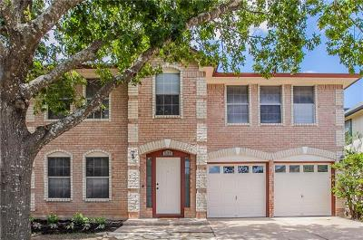 Pflugerville Single Family Home For Sale: 533 Broken Feather Trl