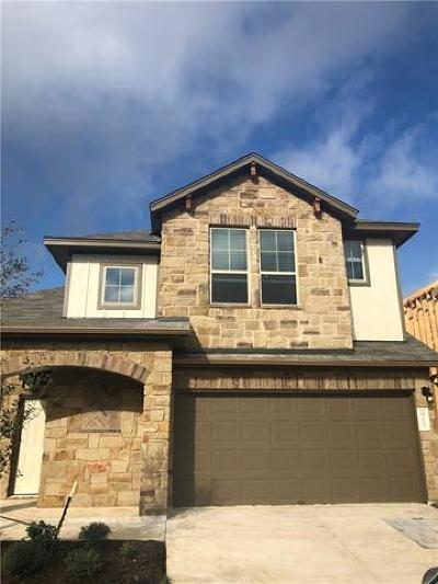 Travis County Single Family Home For Sale: 904 Boatswain Way
