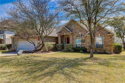 Austin Single Family Home For Sale: 171 Abbey Dr