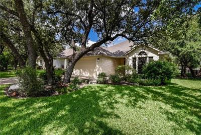 Georgetown Single Family Home For Sale: 206 Texas Traditions