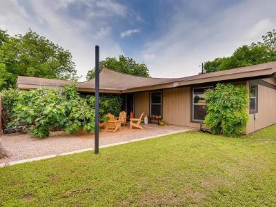 Hays County, Travis County, Williamson County Single Family Home Pending - Taking Backups: 4614 S 1st St