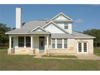 Bastrop Single Family Home For Sale: 186 Sage Rd