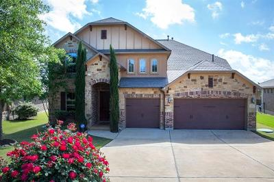 Leander Single Family Home For Sale: 1908 Bold Sundown Dr