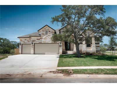 Georgetown TX Single Family Home For Sale: $395,990