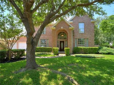 Travis County, Williamson County Single Family Home Pending - Taking Backups: 8301 Gutherie Dr