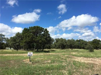 Leander Residential Lots & Land For Sale: 3313 Whitt Park Path