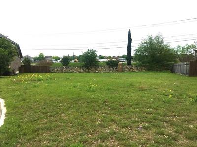 Round Rock Residential Lots & Land For Sale: 220 Aspen Trl