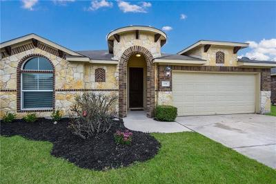 Hutto Single Family Home For Sale: 108 Legends Of Hutto Trl