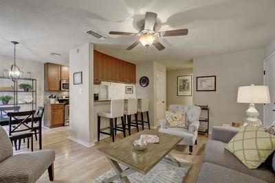 Austin Condo/Townhouse For Sale: 6700 Cooper Ln #27