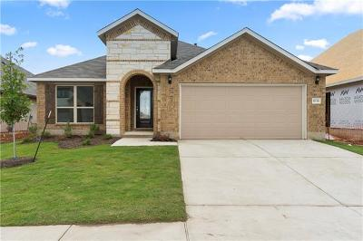 Pflugerville Single Family Home For Sale: 17136 Casanova Ave