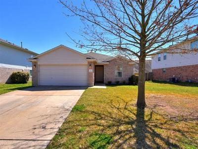 Round Rock TX Single Family Home For Sale: $228,000