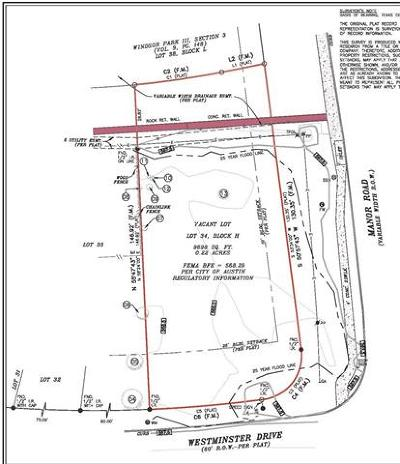 Residential Lots & Land For Sale: 5301 Westminster Dr